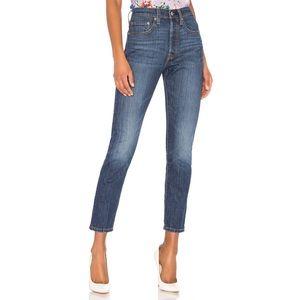 LEVI'S® PREMIUM 501® Stretch Skinny Women's Jeans